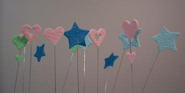 wired hearts stars